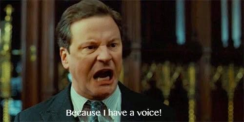 assets have a voice